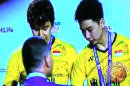 Marcus/Kevin Juara Dubai Superseries