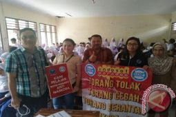 BNN Manado terus melakukan KIE bahaya Narkoba