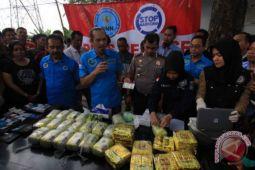 BNN tes narkoba pejabat Pemkab Sangihe