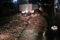 Sejumlah Wilayah Kota Manado Banjir