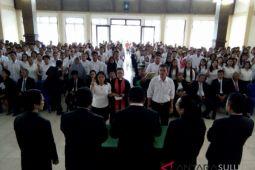 KPU Minahasa Tenggara minta PPK-PPS menunjukkan integritas