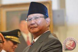 Prabowo hanya bilang