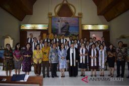 Wali Kota Lomban hadiri HUT ke-103 jemaat GMIM Eden Danowudu