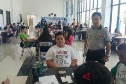 Kejuaraan  Bridge liga pelajar pertandingkan lima nomor
