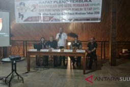 KPU : DPT  Kabupaten Minahasa 251.140 jiwa