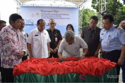 Dirjen Tangkap resmikan TPI higienis Pelabuhan Perikanan Bitung