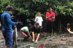 Paskah bersama anak pesisir di wilayah Serei Likupang Barat