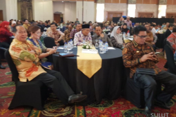 Wali Kota Lomban hadiri Rakor PKH nasional