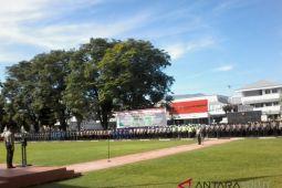 Polda Sulut apel gelar pasukan Operasi Ketupat