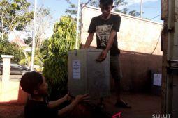KPU Minahasa Tenggara: 75 persen logistik telah didistribusikan