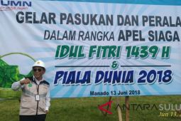 PLN Manado jamin pasokan saat piala dunia