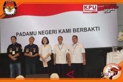 KPU Minahasa sukses gelar debat putaran dua