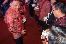 Peluncuran buku mengawal Indonesia di gerbang pasifik