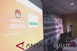 KPU Minahasa Tenggara umumkan kelengkapan dokumen Bacaleg