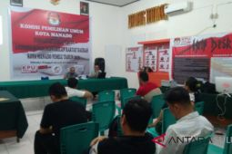 17 Juli KPU Manado Terima Pendaftaran Hingga Pukul 24.00 wita