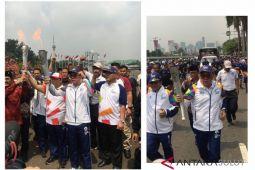 Asian Games - Bara Hasibuan dipercaya bawa obor