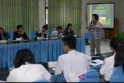 BUMN HADIR - Peserta SMN NTT tertarik belajar jurnalistik