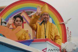 Wawali Manado promosikan budaya Sangihe di Manado Fiesta