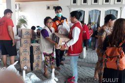 Pemkot Manado salurkan bantuan tahap tiga di Palu