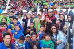 Persaingan Piala Panglima TNI berlangsung ketat