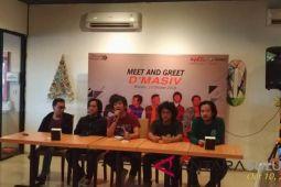 D`Masiv berharap Telkomsel terus dukung musik indonesia