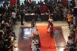 Disponsori Parfi-56 Sulut, Indonesia Face Audition spektakuler