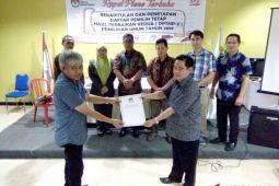 DPTHP-2 Minahasa Tenggara 83.634 orang