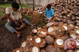 Sulut ekspor tepung kelapa ke China