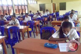 11 SMA/SMK  Sitaro laksanakan USBN