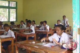 164 siswa absen dalam UNBK-UNKP SMP Manado