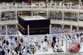 Jamaah haji kloter 12 tiba di Manado