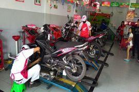 Penjualan Sepeda Motor Di Manado Meningkat