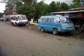 Pemkab Minahasa Tenggara siagakan bus mengantisipasi lonjakan penumpang