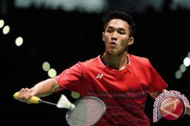 Korea Terbuka  - Empat Wakil ke Final, Tunggal Putra All Indonesia