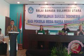 Kemendikbud Harap Wartawan Jadi Teladan Penggunaan Bahasa Indonesia