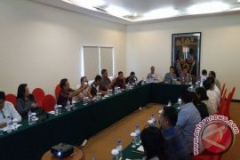 Alot Pembahasan RTRW, Tuminting Diminta Masuk Pusat Perdagangan