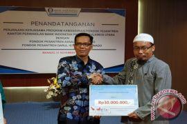 BI Sulut Kembangkan Ekonomi Keuangan Syariah Pondok Pesantren