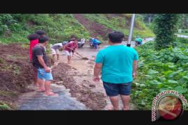 Jalur Tondano-Suluan-Rumengkor Belum Bisa Dilalui