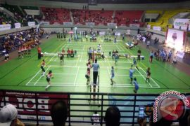 Tim  Voli Putri  JWS Minahasa ke Final