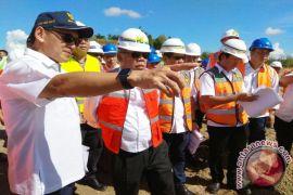 Konstruksi Tol Manado-Bitung Segmen I 40,41 Persen