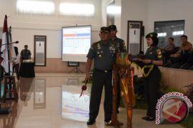 Ratusan pesilat ikut kejuaraan piala Pangdam Merdeka