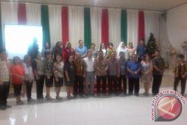 Pelaksanaan kegiatan Legislative Expo Sulutgo pada Maret