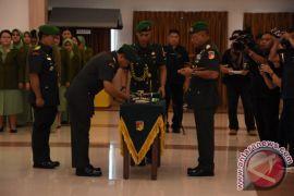 Brigjen TNI Fajar Setyawan jabat Kasdam Merdeka