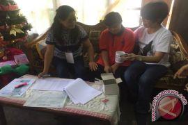 KPU Minahasa Tenggara Laksanakan Coklit Secara Serentak