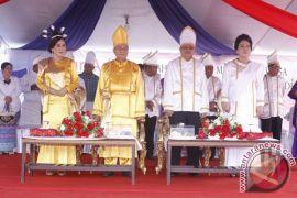 Tulude Warisan Adat Religi Jadi Pesona Unggulan Kota Bitung
