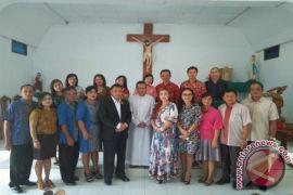 Ikatan  Sarjana Katolik Bolmong Terbentuk