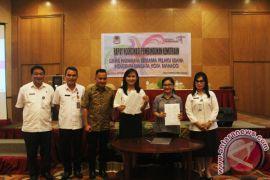 Disparbud Manado-baidu Tandatangani Nota Kesepahaman Kerja  Sama