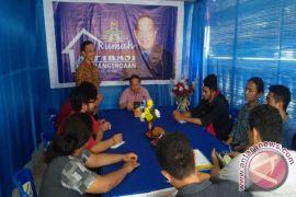 Wakil Ketua MPR  Terima Aspirasi Mahasiswa Unsrat