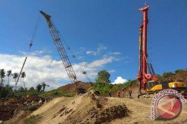 Pembangunan tol Manado-Bitung tak terkendala ambruknya