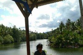 Danau Lumpias Objek Wisata Unggulan Minahasa Tenggara